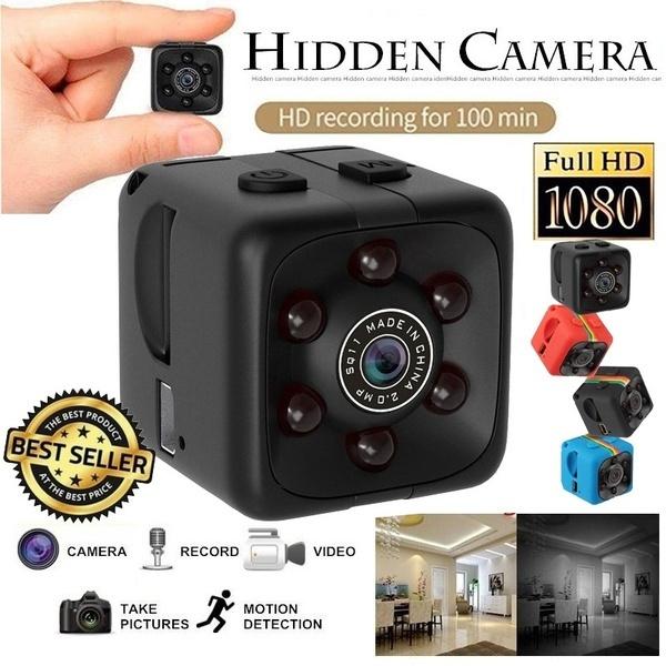 Mini, Remote, Dice, 1080pcamcorder