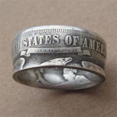 Antique, handcraftring, Jewelry, Vintage