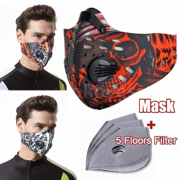 Outdoor, Cycling, Sports & Outdoors, Masks