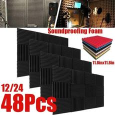 studiowalltile, Foam, wallpanel, acousticpanel