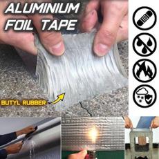 waterprooftape, aluminumfoiltape, Aluminum, Waterproof