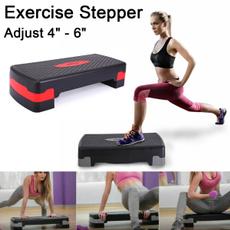 Fitness, Sporting Goods, yogastepboard, aerobicstepper