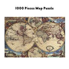 giftsforchildren, mapjigsawpuzzle, piecepuzzle, Jigsaw