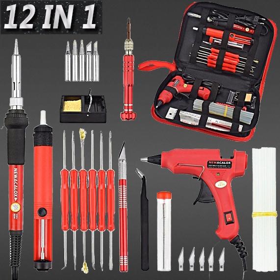 Iron, solderingtool, Electric, toolskit