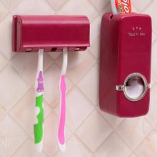 Baño, Family, Pasta de dientes, squeezeramptoothbrush