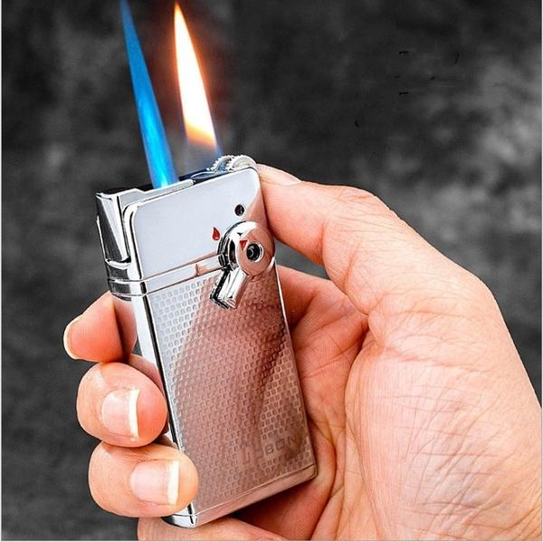 Box, cohiba, Lighter, cigar