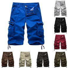 Summer, tacticalshort, Shorts, Short pants