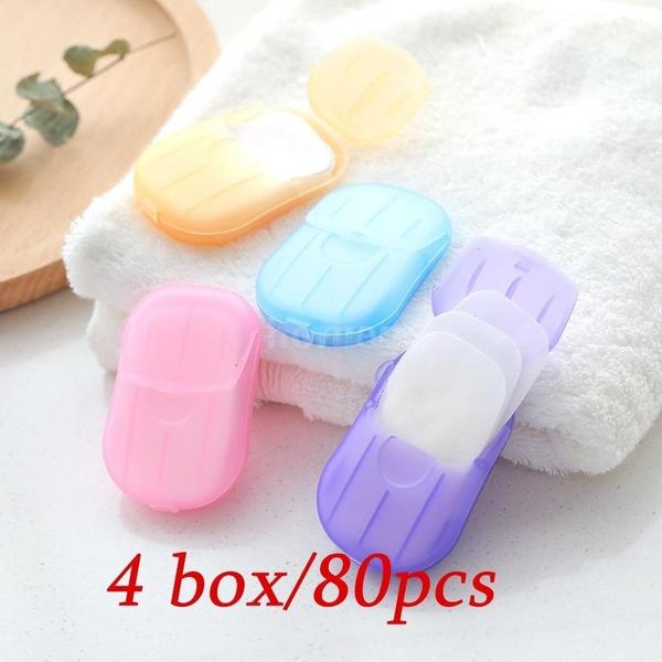 Box, Mini, bathaccessorie, papersoap
