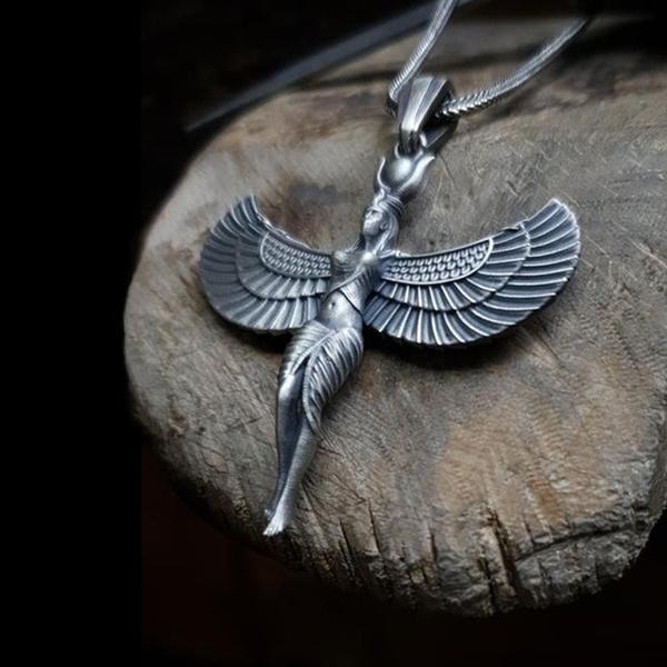 Party Necklace, Men, punk necklace, Egyptian
