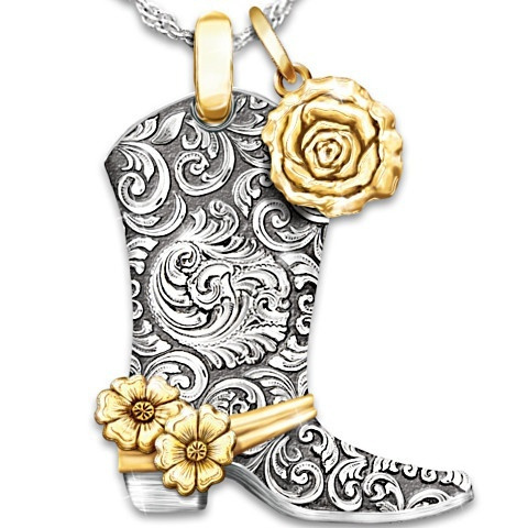 Gifts For Her, bootnecklace, chainsforwomen, Chain