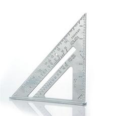 trisquarelinescriber, Aluminum, trisquare, ruler
