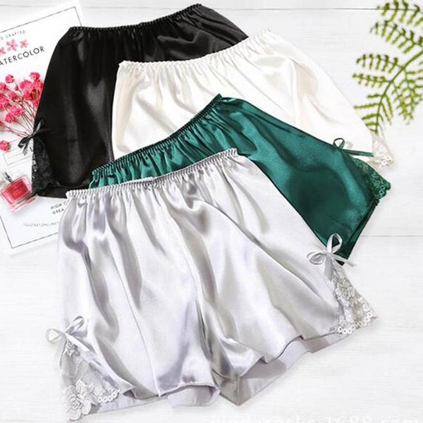 Summer, Shorts, Lace, lacepatchworksafetyshort