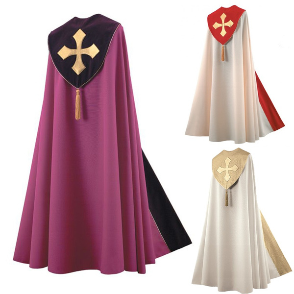 cloak, Tassels, Fashion, clergyrobe