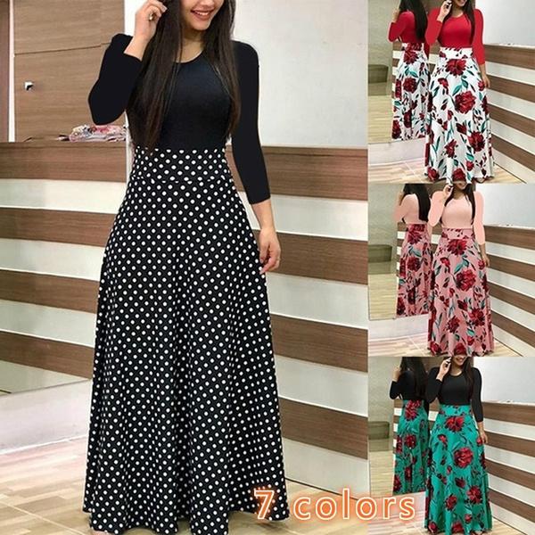 Fashion, long dress, Tunic dress, Women's Fashion