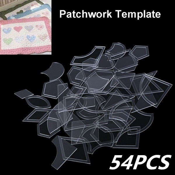 Quilting, Tool, patchworkstencil, patchworkmodel