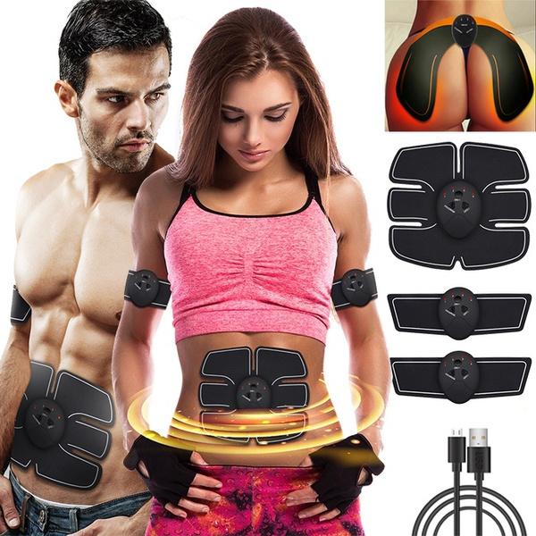 em, muscletrainer, Rechargeable, Remote Controls