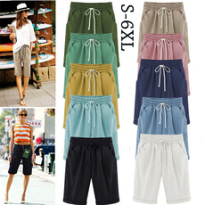 Summer, Moda, pants, women's pants