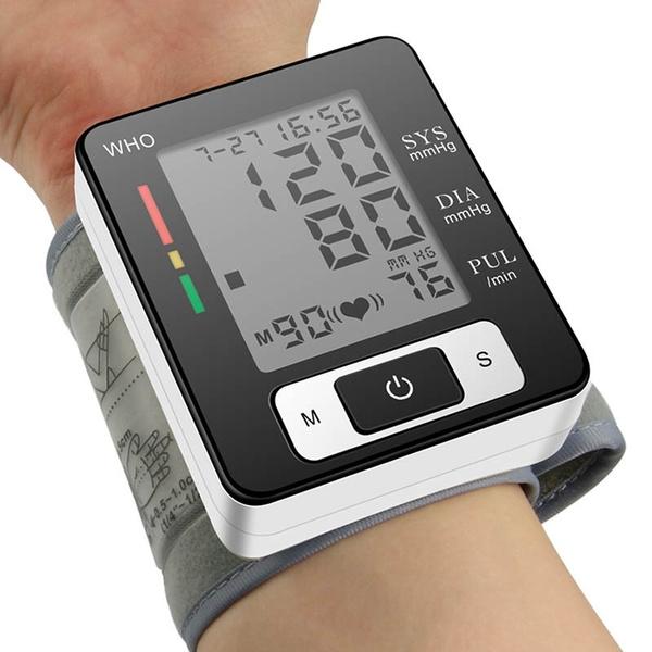 Heart, Monitors, sphygmomanometer, lcd