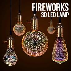 decoration, bulbsled, fireworklight, starlight