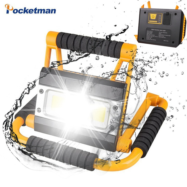 Flashlight, water, Outdoor, led