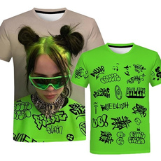 Summer, singer, Moda, Shirt