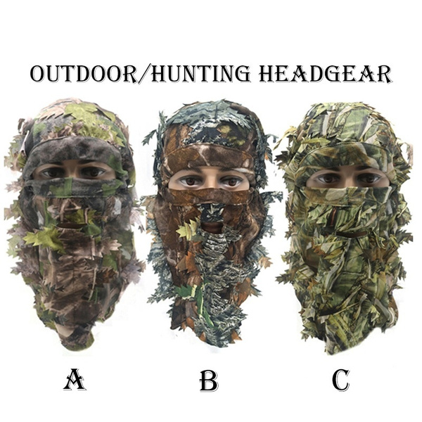 huntinghood, Head, Outdoor, leaf