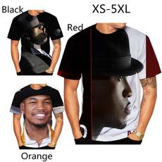 Shorts, Shirt, Sleeve, 3dprintedtshirt
