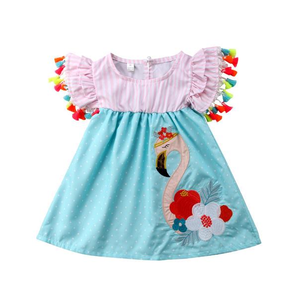 Summer, Baby Girl, kids clothes, Dress