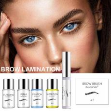 Beauty, browlamination, Home & Living, Makeup