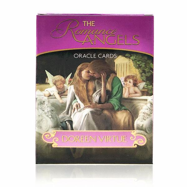 Angel, oraclecard, romanceangel, tarotdeck