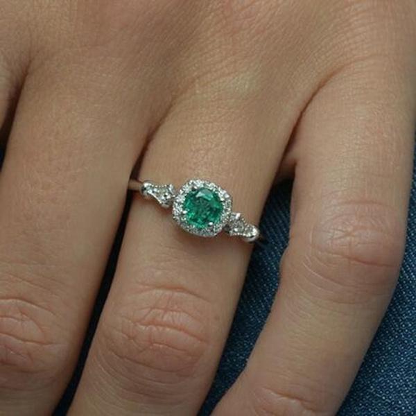 Sterling, Couple Rings, DIAMOND, Jewelry