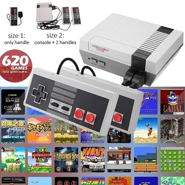 Mini, Video Games, Console, Classics