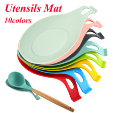 Kitchen & Dining, Mats, Silicone, Glass
