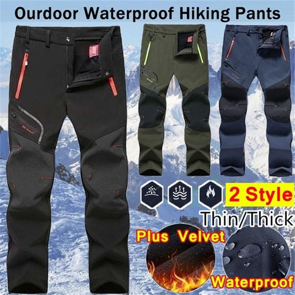 Fleece, Outdoor, Hiking, men trousers