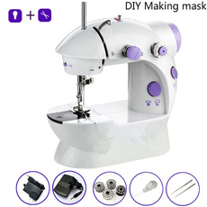 householdminisewingmachine, makingmask, Electric, sewingmachinewithlight