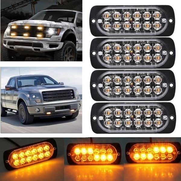 warninglamp, motorcyclelight, Aluminum, warningflashlight
