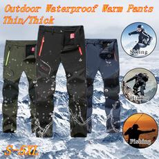 Fleece, trousers, Hiking, Casual pants
