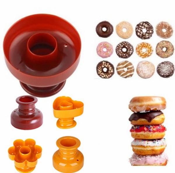 bakerycutter, Kitchen & Dining, doughnutmaker, Baking