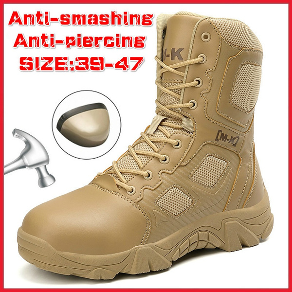 Men's Military Army Tactical Boots