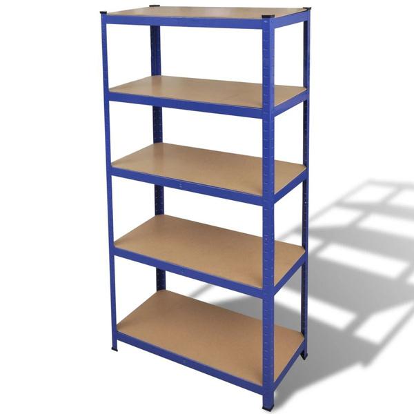 Blues, bandejadealmacenamiento, storagerack, Shelf