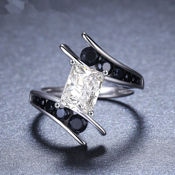 Sterling, Sterling Silver Jewelry, Engagement, wedding ring