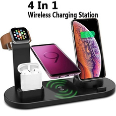 Apple, chargerstand, Mobile, Wireless charger