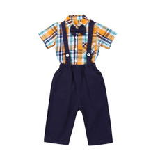 bowknot, Infant, pants, Tops