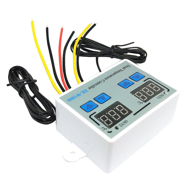 controller, thermostatswitch, thermostat, dualcontrolelectronicthermostat