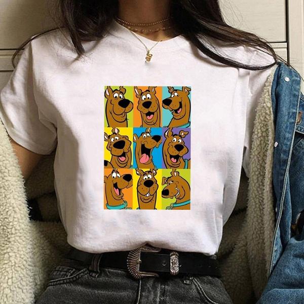 Summer, Fashion, Shirt, scoobydoo
