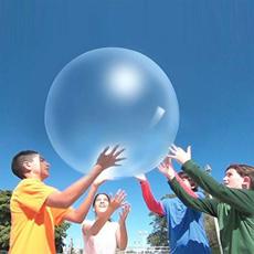 Outdoor, interactive, Balloon, bubbleball