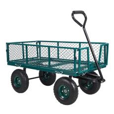 trolley, wagon, Capacity, Garden