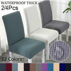 chaircoversdiningroom, knittedchaircover, chaircoversset, Elastic