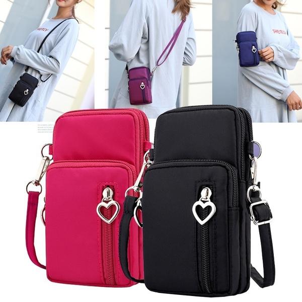coinpursewallet, Mini, casualbeltbag, nylontravelbag