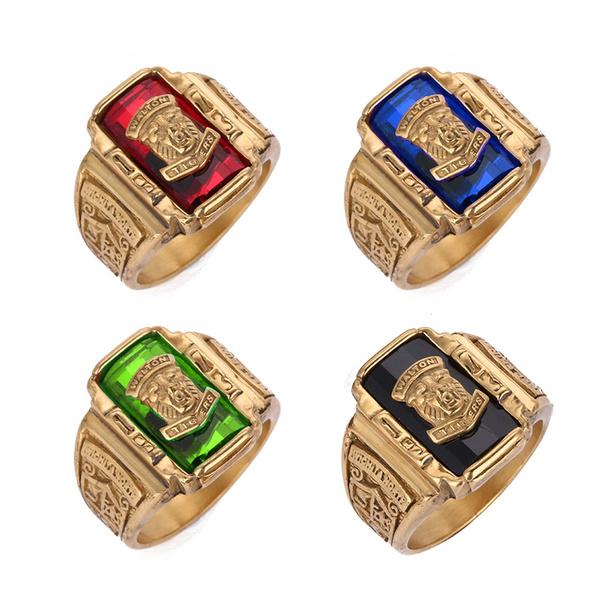Blues, men_rings, tigerring, vintage ring